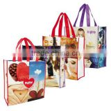 LOW price sexy custom design promotion PP woven bag,Laminated PP Rice Bags 25KG of pp woven bag for rice