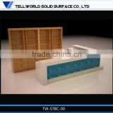 OEM/ODM certified manufacture/ artificial stone surface bar and lounge furniture/bar counter