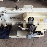 INquiry about Good Working Brother 814 Used Button Hole Sewing Machines