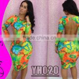 factory wholesale female sexy night dress sexy DRESS