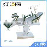 good choice Adjustable electrical operating table for operating room equipment