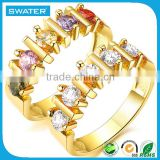 Fashion Jewelry Wholesale Gold Filled Ring
