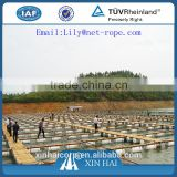 HDPE KNOTLESS AQUACULTURE FISH FARMING CAGES