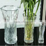 New Arrival crystal glass flowers vases for centerpieces(R-1471