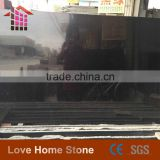Wholesale competitive price natural polished black indian galaxy granite