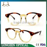 G3965 Newest acetate optical frames korean optical frames