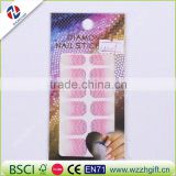 Water Transfer Star Diamond Design Nails Stickers Manicure Styling Tools Water Film Paper Decals