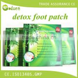 Professional bamboo/wood Vinegar Detox Foot Patch