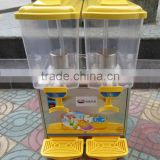 double cylinder hot and cold drinks vending machines