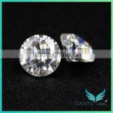 artificial diamonds moissanite 0.7mm-15mm D E F G H color round andfancy moissanite uk retailers