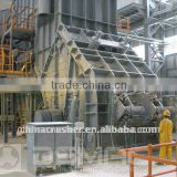 Cement clinker grinding plant from OEM menufacture