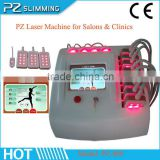 lipo laser beauty equipment desk-top type Lipo Laser Weight Loss Slimming Machine for beauty salon and home