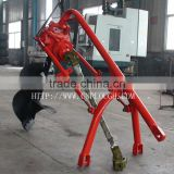 tractor hydraulic post hole digger top sale