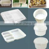 disposable food containers making machine