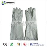 cleanroom heat resistant gloves/electric heating gloves