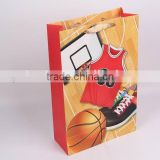 Foldable Gift Bag / Cartoon Paper Shopping Bag