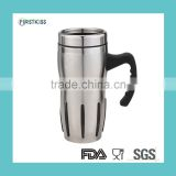 16oz SSHA03 Stainless steel termos travel mug thermo starbucks coffee cups mug water bottle