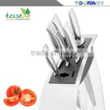 Manufacturers selling 6 sets of stainless steel bushing knife home kitchen tools