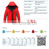 Hot sales New Custom Sporty Hiking Technical Jacket with different color style one