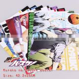 Anime Wall Posters Kuroko no Basuke Posters 8pcs a set Wholesale Fashion Anime Cos Hot and New Style