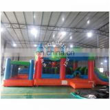 2016 kids inflatable amusement park Inflatable fun city for sale / inflatable air castle/Todder's Town with Ball Pit
