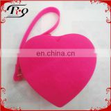Heart Shape Silicone Coin Purse