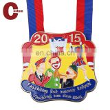 Blank Sports Decorate Enamel High Quality Medals Sports Medal