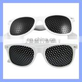 Pin Hole Mini Dot Child Wear Eye Relax Problem 200 Degree Myopic Adjustable Plastic Blinder