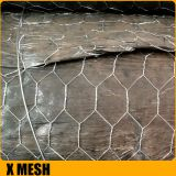 galvanized hexagonal wire mesh/ chicken wire / PVC coated chicken fence