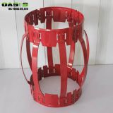 Anti Corrosion Hinged Non Welded Stainless Steel 304L Bow Spring Centralizer