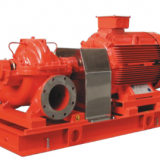 Electric Fire Pump Split Case Fire Type