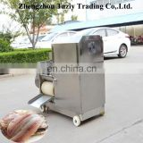 Stainless steel fish bone removing machine for fish processing line