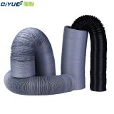 Ventilation system plain flex vent pipe AC flex foils  flexible duct