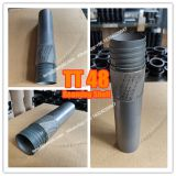 LTK48, TT48 reaming shell, impregnated diamond core drill bits, exploration drilling bit, rock coring, geotechnical drilling bits