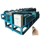 Steel D Shape Section Tube Roll Forming Machine, Special Shape Steel Pipe Roll Former