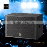 M60SUB, trade assurance, 15 inch passive subwoofer for line array system, speakers subwoofer
