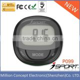 Hot Black Mini 2D Pedometer