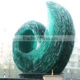 Large Decorative Modern Art Glass Sculpture for Plaza