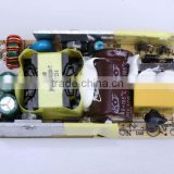 6W Power supply mini card decoder board remote control pcba board small speaker pcba board