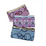 Small nylon zipper coin purse,coin bag,coin pouch