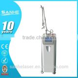Fractional Co2 Laser Equipment Newest Vaginal Tightening 10.6um Armpit / Back Hair Removal Rejuvenation Laser / Laser Vaginal Tightening Skin Regeneration Acne Removal