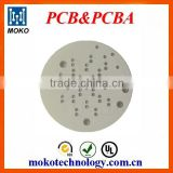 Aluminium PCB Board led with White oil Solder Mask