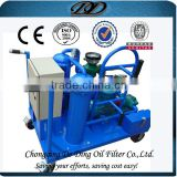 Portable Lube Oil Purifier, Turbine Oil Filter Machine, Smaller Oil Purifier Device, Oiler Plant, Oil Filling