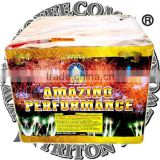 "2"" Amazing Performance 49 Shots/fireworks cake/wholesale fireworks/UN0336 1.4G consumer fireworks/cheap fireworks"