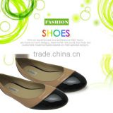 2014 fashion design flat lady casual shoe