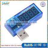 Digital USB Charger Doctor Mobile Battery Tester Power Detector Voltage Current Meter