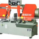 G4065 customized double column gem cutting and polishing machine