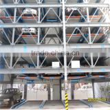 cable parking system parking guidance system cars puzzle parking