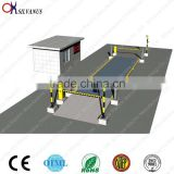 Unattended truck weighing scale management system                                                                         Quality Choice
