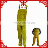 F-3004 100% cow split fire-proof leather clothing for welding/welding apparel/protective clothing/coveralls